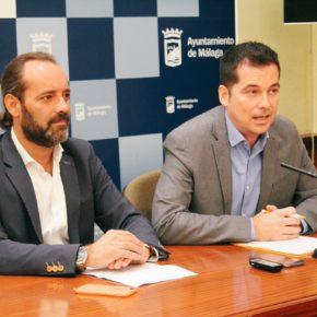 Cs reclama unas instalaciones dignas para atender a los inmigrantes que llegan a Málaga y más efectivos de Policía Nacional para garantizar la seguridad ciudadana