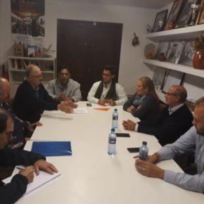 La AAVV El Palo presenta a Ciudadanos su proyecto para mejorar el centro de Salud de El Palo
