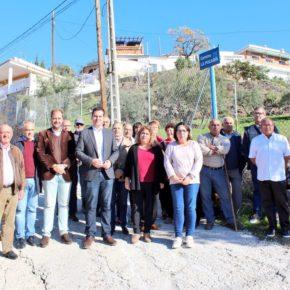 Ciudadanos reivindica una solución al problema de suministro de agua que sufren las 50 familias de La Pocaria