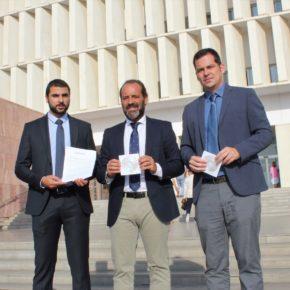 Cassá considera que la denuncia del fiscal a dos concejales y al gerente de Urbanismo refrenda el valor de la comisión de investigación y de las acciones judiciales emprendidas por Cs