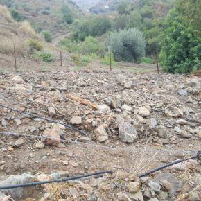 La AAVV Cerro del Moro recurre a Cs para reivindicar una conexión digna con La Breña