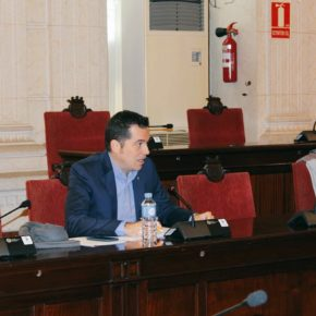 Aprobada nuestra moción para realizar un diagnóstico integral del estado del Castillo de Gibralfaro y medidas que eviten nuevos derrumbes
