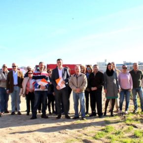 Ciudadanos exige al PP que cumpla con Teatinos y convierta el descampado de Frank Capra en una zona verde
