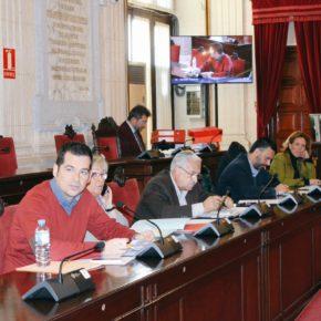 Emasa estudiará el estado de la red de saneamiento en La Victoria a propuesta de Cs Málaga