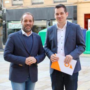 Cs exige conocer el grado de cumplimiento de Málaga con los objetivos de reciclaje que impone Europa para 2020