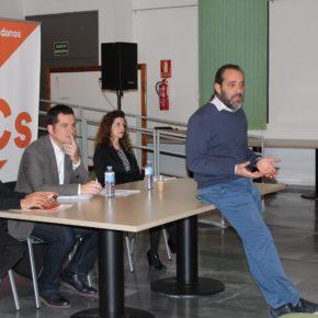 Ciudadanos celebra su encuentro participativo 11x11xMálaga en Ciudad Jardín