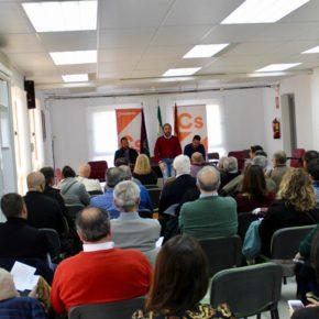 Ciudadanos celebra su encuentro participativo 11x11xMálaga en Málaga Este