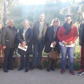 Cs se reúne con vecinos de Cerrado Calderón, que reclaman más espacios de uso deportivo y social