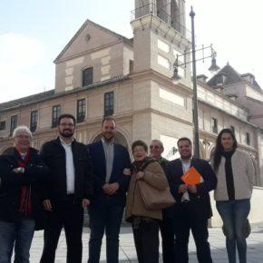 Vecinos del barrio de la Victoria reclaman que se cumpla la moción de Cs para promocionar el Santuario