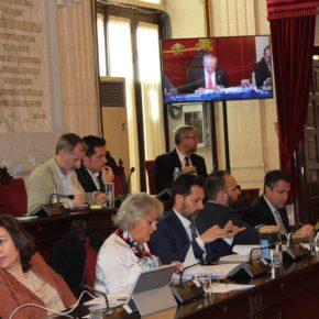 Aprobada nuestra moción para que el Ayuntamiento de Málaga implante el voto telemático