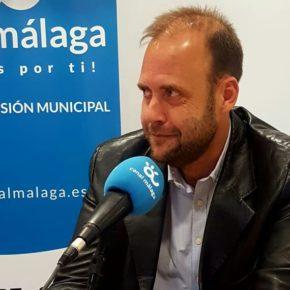 Cs reprocha al anterior gobierno de la Junta la mala gestión del tramo del metro de la Avenida Andalucía