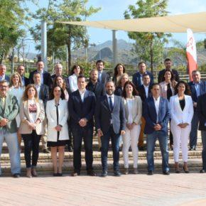 Ciudadanos se presenta como el cambio generacional que impulsará la cuarta modernización de Málaga