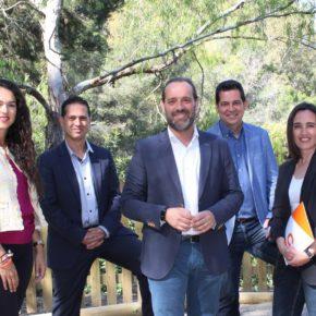Ciudadanos se compromete a plantar 50.000 nuevos árboles en Málaga el próximo mandato e implantar el modelo de Gibralfaro en todos los parques forestales
