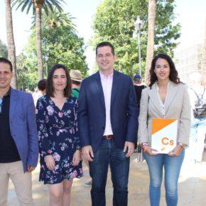 Cs propone una auditoría de gestión para acabar con los cuellos de botella de las licencias urbanísticas y no perder inversión en Málaga