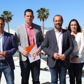 Ciudadanos propone un puerto con Museo Marítimo, un parque tecnológico ligado al mar y náutica en San Andrés y Muelle 1