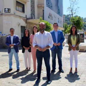 Cs presenta 15 proyectos para transformar Málaga que buscan ampliar el Centro Histórico, asomar la ciudad al mar y dar calidad de vida a los barrios