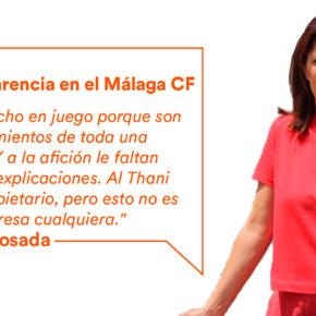 Transparencia en el Málaga CF