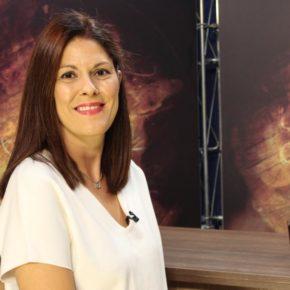 """Noelia Losada: """"Queremos poner en valor nuestro patrimonio y sacar pecho de la rica historia de Málaga"""""""
