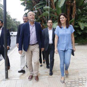 Ciudadanos pedirá en pleno transparencia y compromiso a la directiva del Málaga CF