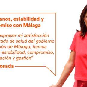 Ciudadanos, estabilidad y compromiso con Málaga (I)
