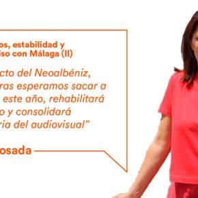 Ciudadanos, estabilidad y compromiso con Málaga (II)