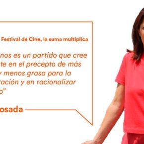 Cervantes y Festival de Cine, la suma multiplica