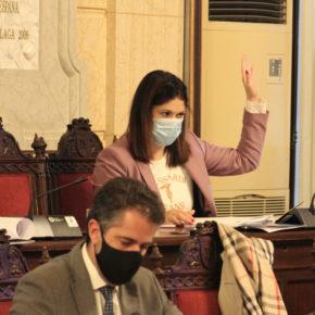 El pleno de Málaga reprueba la Ley Celaá a petición de Ciudadanos